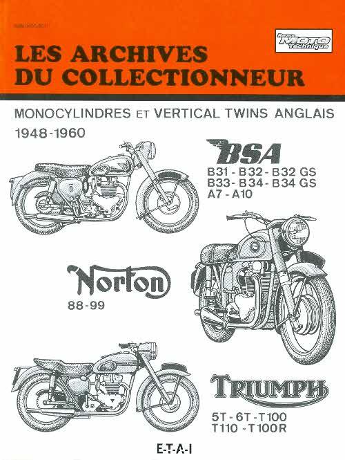 BSA, Norton Triumph 1948-60 (AC105)