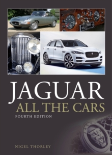 Jaguar: all the Cars (4rd Edit)