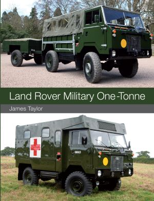 Land Rover Military one-tonne