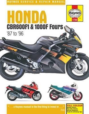 Honda CBR600F1 & 1000F Fours 1987-96