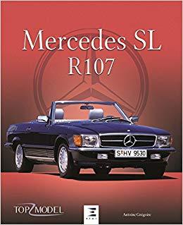 Mercedes Benz SL (type R107)