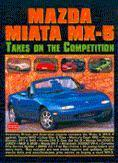 Mazda Miata MX-5 Takes on Competition