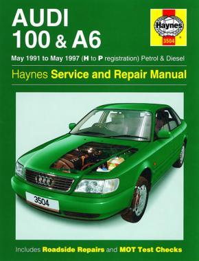 Audi A6 & Audi 100 1991-1997