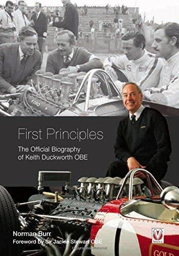 First Principles:Ofic Biography of Keith Duckworth