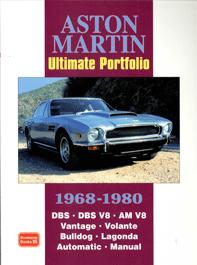 Aston Martin Ultimate Portfolio 1968-80