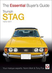Triumph Stag - The Essential Buyer's Guide