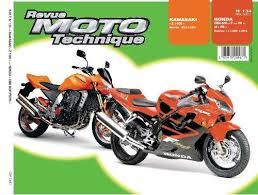 F134 Honda CBR600 2001-04 Kawasaki Z1000 2001-03