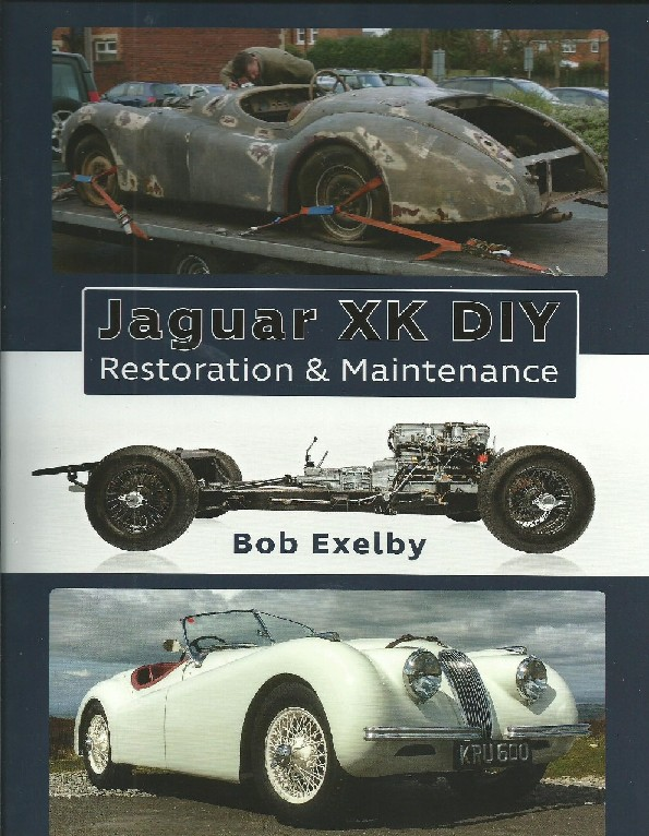 Jaguar XK: DIY Restoration & Maintenance