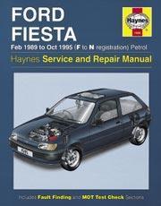 Ford Fiesta 1989-95
