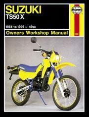 Suzuki TS 50 X 1984-00