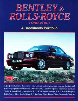 Bentley & Rolls Royce 1990-02