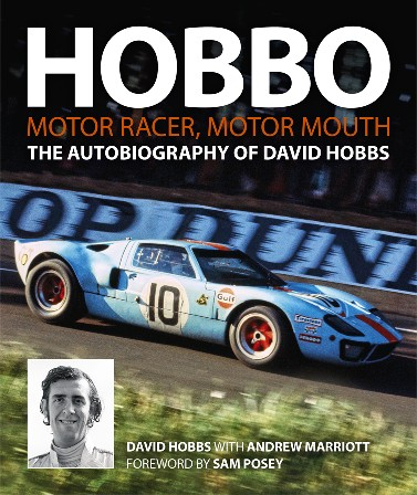 HOBBO Motor-racer, motor-mouth: autobiography