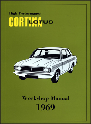 High Performance Lotus Cortina MK2
