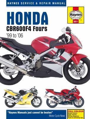 Honda CBR600F4 1999-06