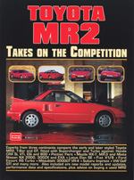 "Toyota MR2 ""Takes on Competition"""