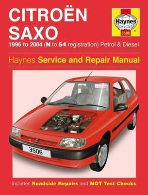 Citroen Saxo Petrol & Diesel 1996-2004