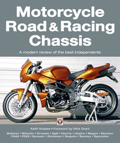 Motorcycle Road & Racing Chassis