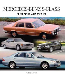 Mercedes Benz S-Class 1972-2013