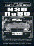 NSU RO 80 Limited Edition 1967-77