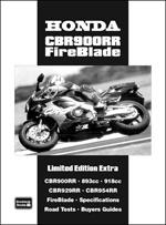 Honda CBR 900 RR Fireblade Limited Edition 1992-03