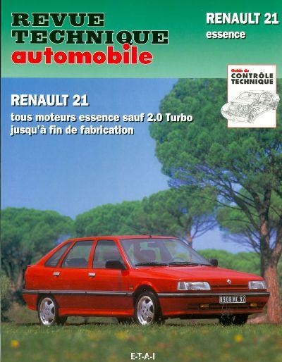 Renault 21 Essence ( exc. Turbo ) (RTA710)