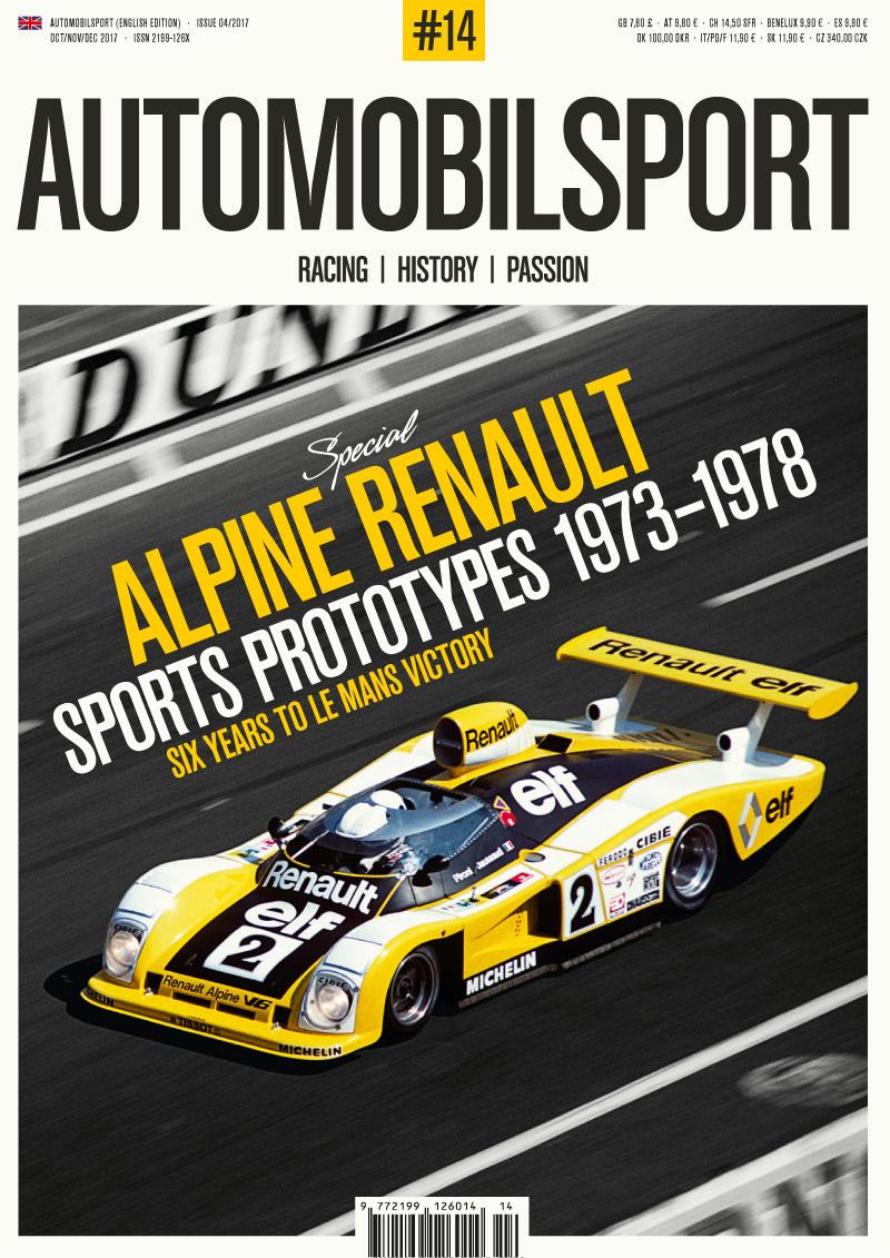 Renault Alpine Sport Prot (Vol. 14 Automobilsport)