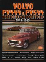 Volvo PV444 & PV544 Perform. Portfolio 1945-65