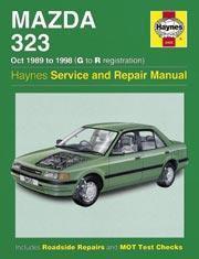 Mazda 323 Petrol 1989-98