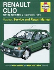 Renault Clio Petrol 1991-98