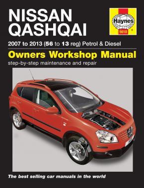 Nissan Qashqai 2007 Gasolina & Diesel 2.0 (RTAB741