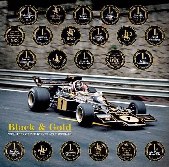 Black & Gold: The Story of the John Player Special