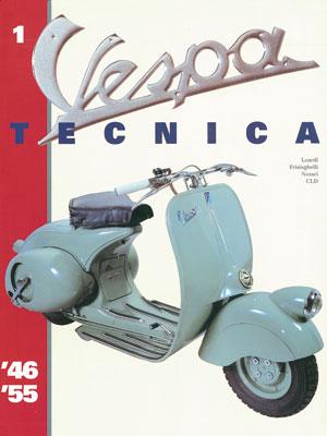 Vespa Tecnica 1 1946-55