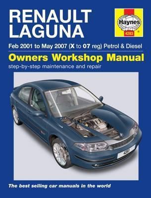 Renault Laguna Petrol & Diesel 2001-07
