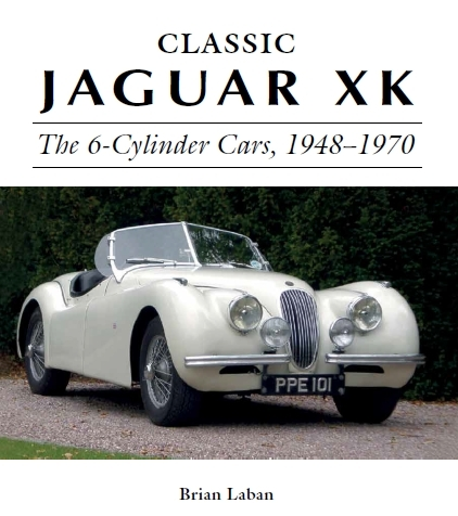 Jaguar Xk: The 6-Cylinder cars