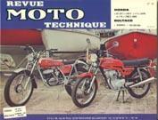 F026 Honda CB125T-TII-TD 1977-88 - Bultaco Sherpa