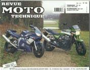 F116 Yamaha YZF R6 99-00 KAWASAKI ZRX 1100 97/00