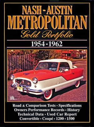 Nash Austin Metropolitan Gold Portfolio 1954-62