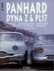 Le Guide Panhard Dyna Z & PL 17
