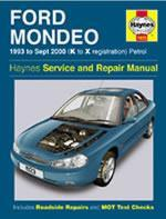 Ford Mondeo Petrol 1993-00
