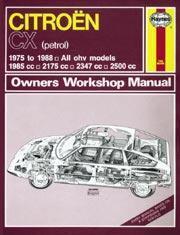 Citroen CX 1975-88