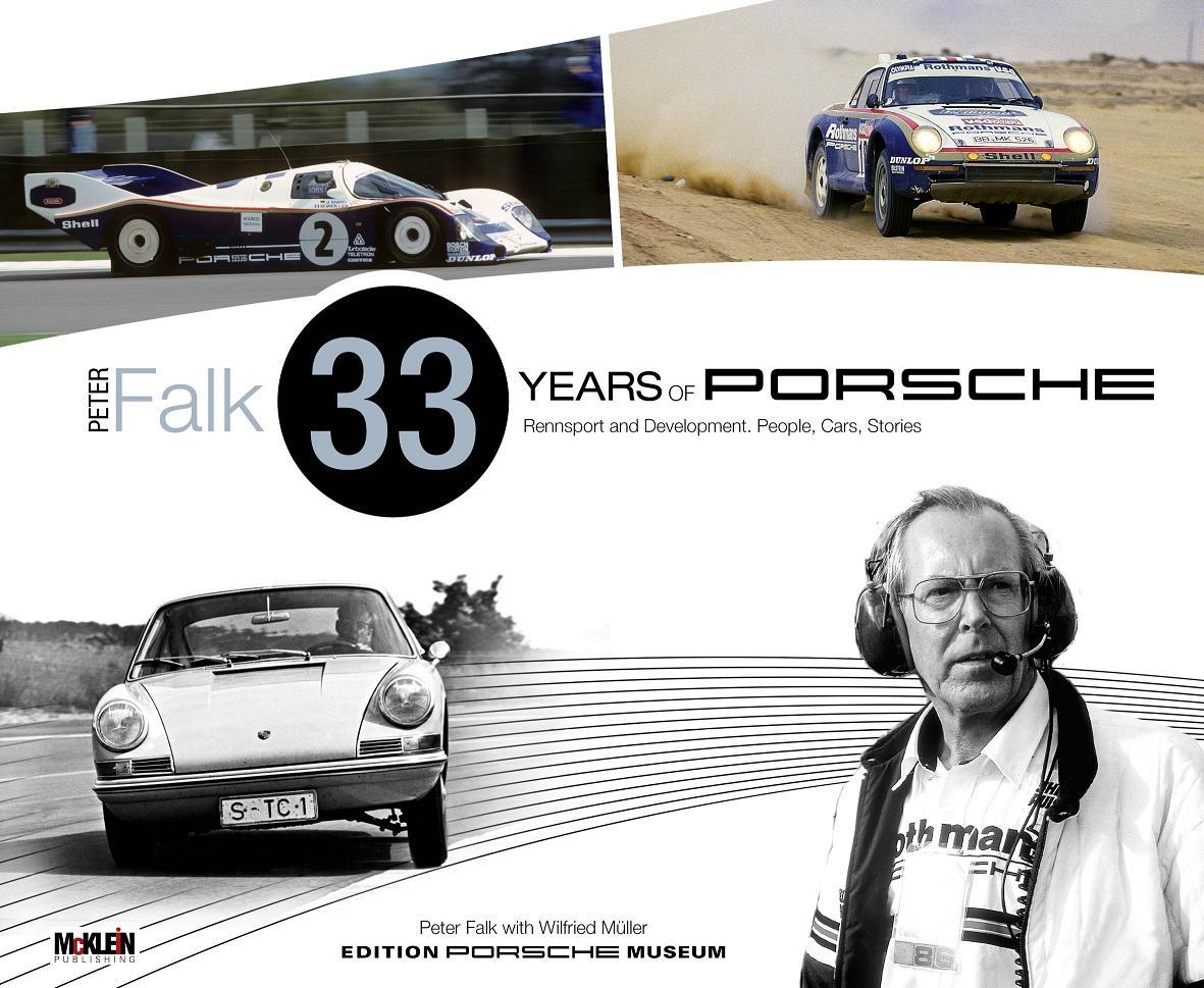 Peter Falk: 33 Years of Porsche