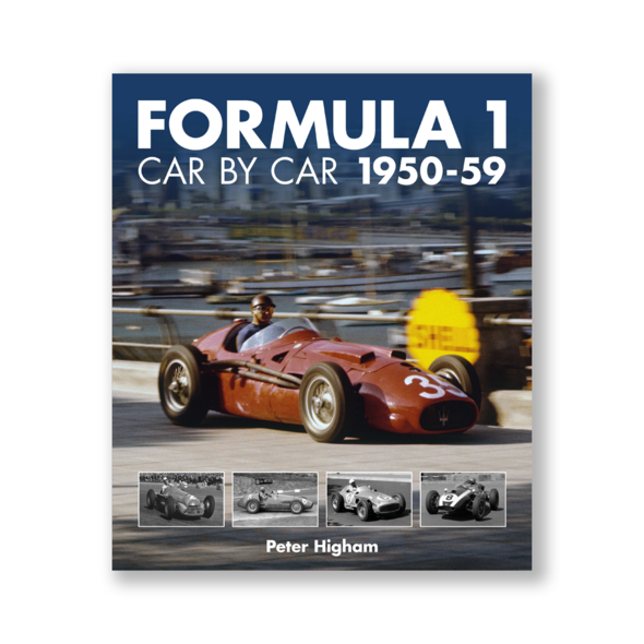 Formula 1: Car by Car 1950-59