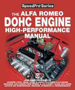 Alfa Romeo DOHC High-performance Manual (SpeedPro)