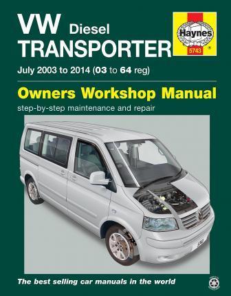 Volkswagen T5 Transporter Diesel 2003-14