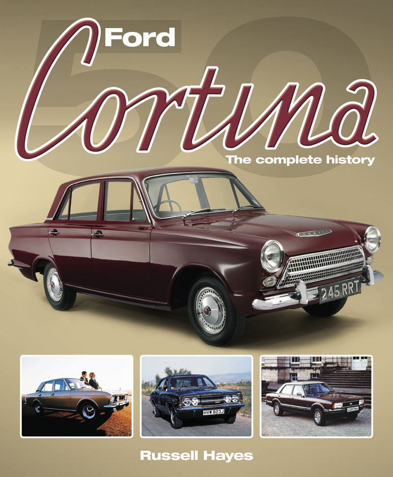 Ford Cortina: The complete history