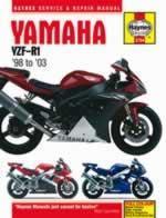 Yamaha YZF R1 1998-03