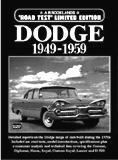 Dodge Limited Edition 1949-59