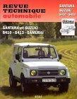 Suzuki S410-413 Samurai+Santana 1982-94 (RTA502)