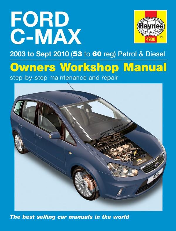 Ford C-Max Petrol & Diesel 2003-10