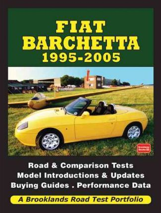 Fiat Barchetta Road Test Portfolio 1995-2005